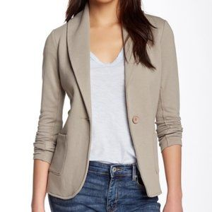 James Perse Old School Shawl Collar Blazer Jacket